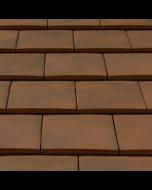 Sandtoft Clay Humber Plain Tile