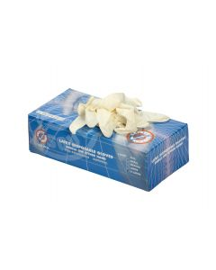 CMS 1200 Suretouch Latex Gloves 100 Per Box