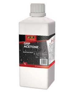 FIX-R KT050ABC Acetone (Brush Cleaner) 5L