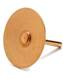FIT-R Classic Copper Disc Rivets
