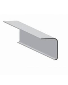 FIX-R A200A Flat Edge Trim with Return 2.5m