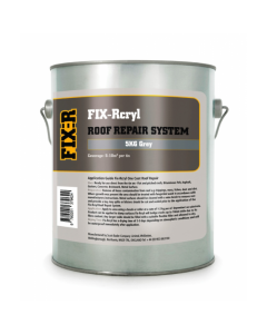 Fix-Rcryl Fibre Filled 5 Year Repair Compound Grey