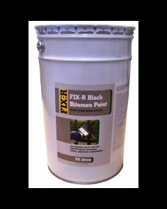 FIX-R SG150025 Bituminous Paint Black