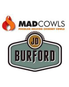 JD Burford MAD52 MAD 5in Gas Cowl