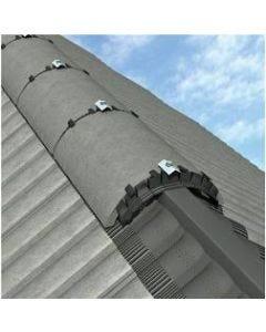 Manthorpe GDRR-BL Dry Ridge Vent Roll Kit