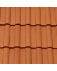 Koramic Clay Modula Tile Chilton Red