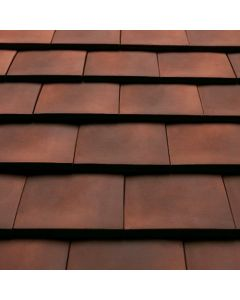 Sandtoft Clay 20/20 Interlock Plain Tile