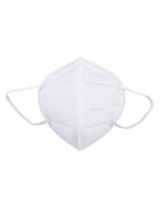 FFP2 Face Mask White (Equivalent KN95)