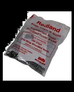 Redland Cambrian Slate Clips & Nails 9196