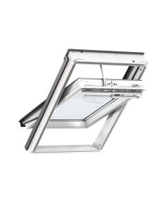 VELUX White Poly Centre Pivot INTEGRA Electric
