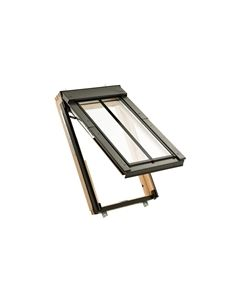 VELUX Conservation Top Hung  roof window + flashing - tiles