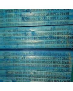 Blue Graded Roofing Batten - BS5534:2014+A2:2018 - Priced Per Linear Meter