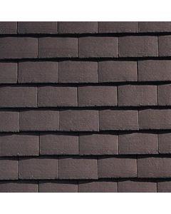 Sandtoft Concrete Segmental Hip Starter Ridge Brown