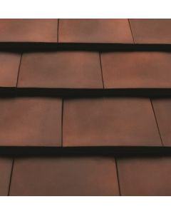 Sandtoft Clay 20/20 Interlock Plain Tile