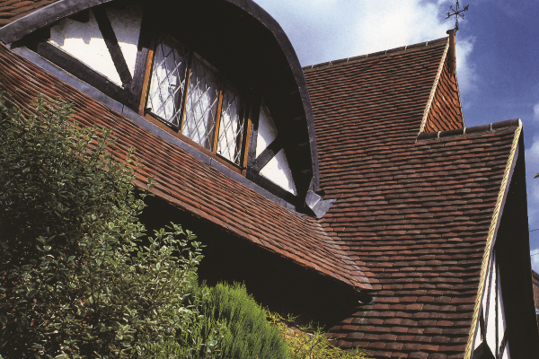 Plain Roof Tile Image 3 - Roof Stores