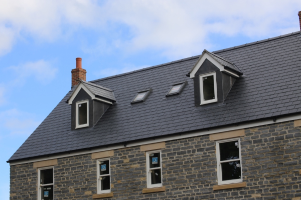 Slate Roofing Image - Roof Stores