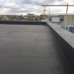 Waterproofing a Flat Roof