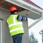 How To Install A Soffit